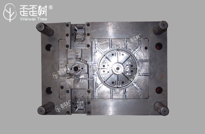 Motor End Cap Mould
